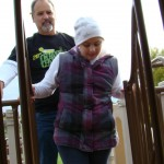 Carla on Playground