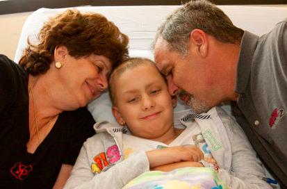 Carla, Mom & Dad
