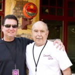 Lance & Grandpa Carlo